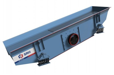 SW Series Vibrating Feeder